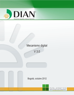 Mecanismo digital V 3.0