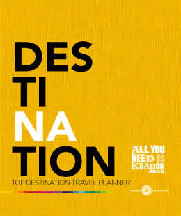 TOP DESTINATION-TRAVEL PLANNER