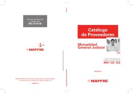 Cuadro medico Mapfre MUGEJU BALEARES