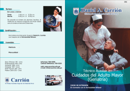 cuid adulto - Instituto carrion