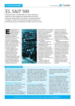 EL S&P 500 - CaixaBank