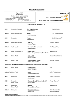 CV Feb-2015 Español
