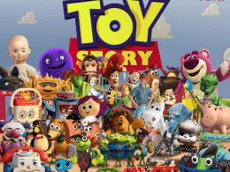 Toy Story - Creaciones Roses