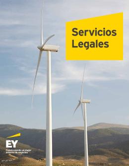 Servicios Legales en materia de energía
