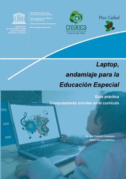 Laptop, andamiaje para la Educación Especial. Guía práctica