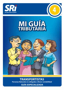 MI GUÍA - Servicio de Rentas Internas del Ecuador