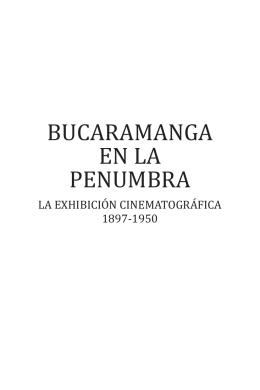 BUCARAMANGA EN LA PENUMBRA