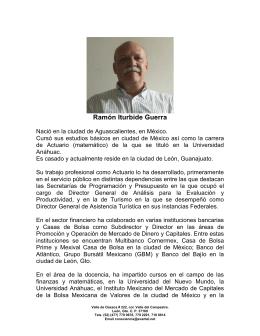 Ramón Iturbide Guerra