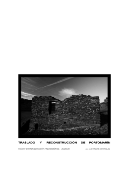 Parte II - Portomarin