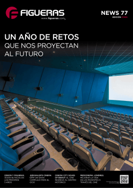 News 77 Cines - Figueras International Seating