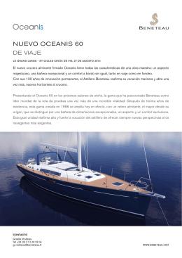 NUEVO OCEANIS 60