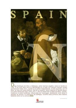 Diego Rodríguez de Silva y Velázquez, pintor barroco español