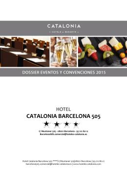CATALONIA BARCELONA 505