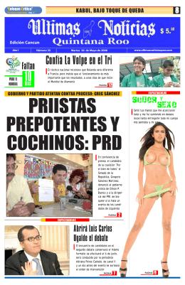 Confía La Volpe en el Tri - Ultimas Noticias Quintana Roo