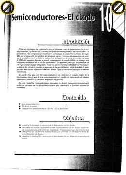 Diodos - Escuela de Educacion Secundaria Tecnica N° 3