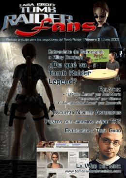 TR Fans 02.p65 - Tomb Raider Fans