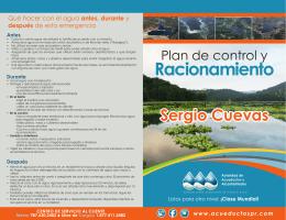 Racionamiento - Acueductospr.com