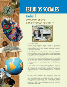 estudios sociales - BIBLIOTECA VIRTUAL   Instituto Nacional Santa