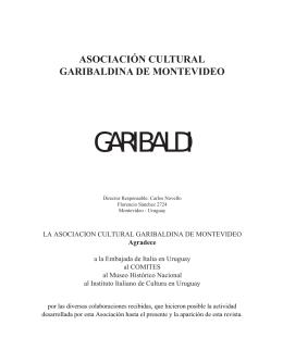el teatro solís - Garibaldi y Montevideo