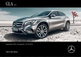 GLA SUV - Mercedes Benz España