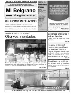 Edición de Marzo de 2011