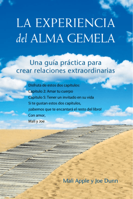 LA EXPERIENCIA del ALmA gEmELA