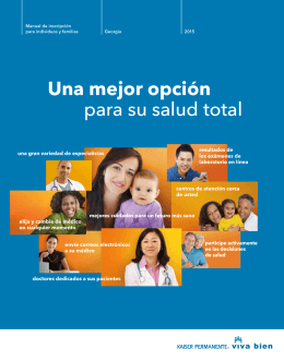 Enrollment Guide KPIF GA 2015 - Spanish
