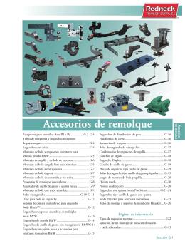 Accesorios de remolque - Redneck Trailer Supplies