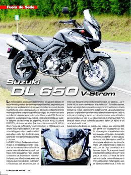 DL 650 V-Strom / Edición 55
