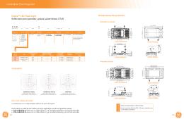 Catálogo de Luminarias LED & HID