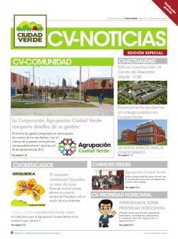 Descarga el periódico Ciudad Verde