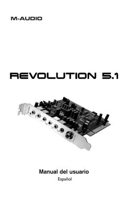 Revolution 5.1 • M