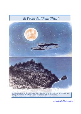 El Vuelo del Plus Ultra - Ejército del Aire
