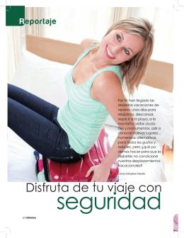Disfruta de tu viaje con - Sociedad Española de Diabetes
