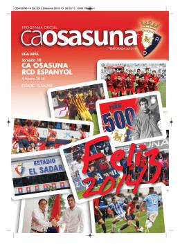 Descargar en PDF - Club Atlético Osasuna