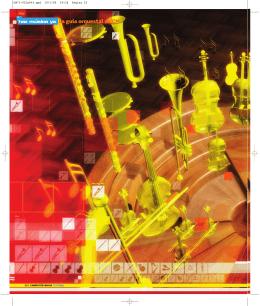 La guía orquestal de CM