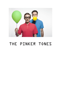 THE PINKER TONES