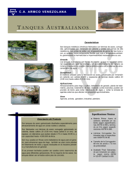 TANQUES AUSTRALIANOS