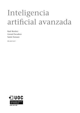 Inteligencia artificial avanzada, Módulo 1