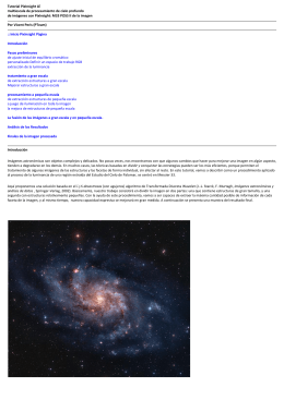 Tutorial PixInsight LE multiescala de procesamiento de cielo
