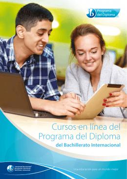 Cursos en línea del Programa del Diploma del
