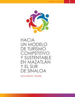 hacia un modelo de turismo competitivo y sustentable en mazatlán y
