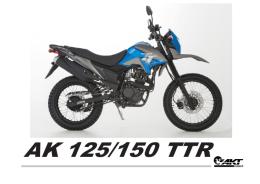 manual del propietario ak-125-150-ttr-esp