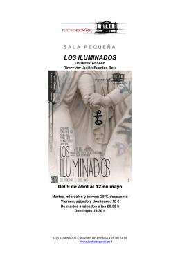 Dossier de prensa LOS ILUMINADOS