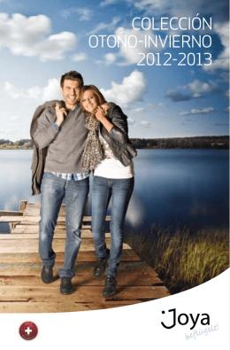COLECCIÓN OTOÑO-INVIERNO 2012-2013