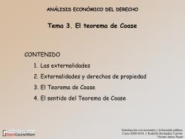 análisis económico del derecho - OCW-UV