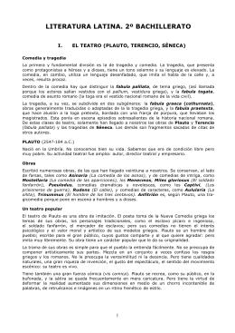 Literatura Latina - Portal de la Cultura Clásica