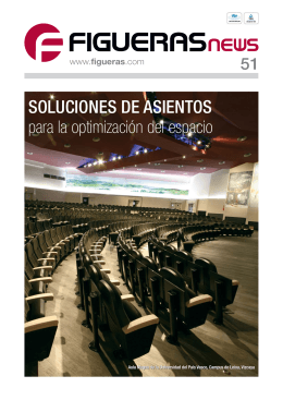 News 51 - Figueras International Seating