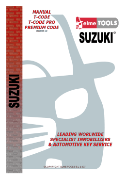 manual suzuki