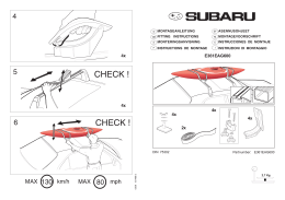 ECK ! HECK ! - Subaru Parts Store